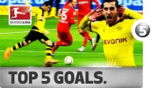 sport top 5 goluri Henrikh Mkhitaryan