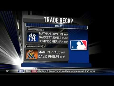 Video: Breaking down the trade for Nathan Eovaldi