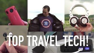 Video Best Travel Tech Gear! (2016) MP3, 3GP, MP4, WEBM, AVI, FLV Juli 2018