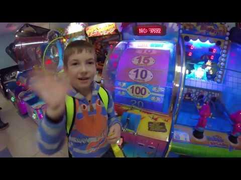 Игровой автомат Рулетка / Сколько билетов можно выиграть?