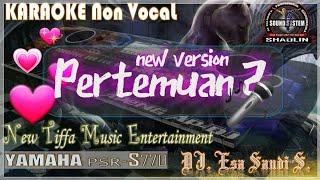 KARAOKE Pertemuan 2 Rita Sugiarto-(NEW VERSION) Yamaha PSR-S770 (Tiffa Music)