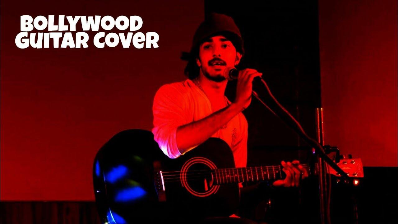 Bollywood Hindi Songs Guitar Cover Performing Live (Azam Campus)