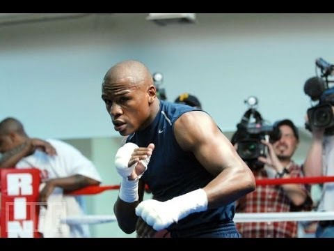 training motivation - floyd mayweather 49-0!!!