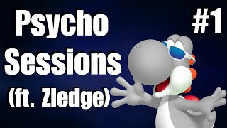 Psycho Sessions  1 (ft. Zledge) (new series!)
