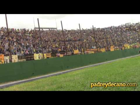 Hinchada de Peñarol vs. Sud América - Barra Amsterdam - Peñarol