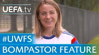 The UEFA Women's Football Show meets Sonia Bompastor to discuss subjects from lifting the UEFA Women's Champions League to scouting for the next generation o...