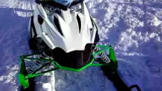 10. 2010 Arctic Cat Snopro 500