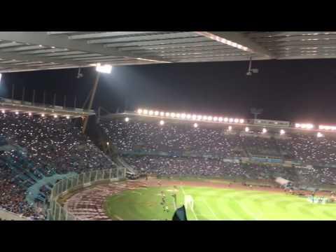 Belgrano vs Coritiba recibimiento Kempes - Los Piratas Celestes de Alberdi - Belgrano