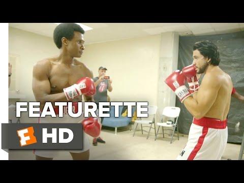 Hands of Stone Featurette - Training (2016) - Edgar Ramírez Movie