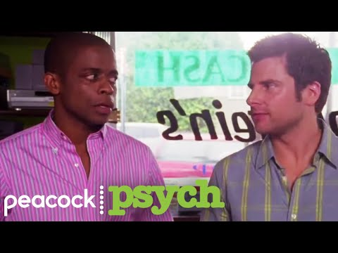 Best Of Shawn And Gus (Season 3) | Psych