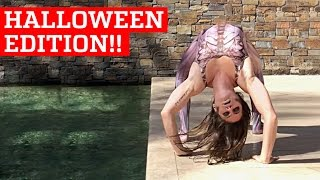 PEOPLE ARE AWESOME 2016: BEST HALLOWEEN COSTUME EDITION!, clip giai tri, giai tri tong hop