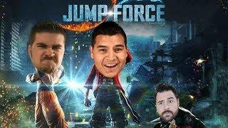 AngryJoe Plays Jump Force!