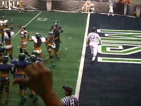 LFL Lingerie FootBall League Game — Seattle VS LA 8/27/10