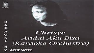 Video Chrisye - Andai Aku Bisa (Karaoke / Cover Orchestra) MP3, 3GP, MP4, WEBM, AVI, FLV Januari 2019