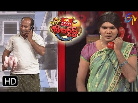 Venky Monkies Performance | Extra Jabardasth | 10th November 2017