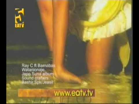 Ray C Ft Barnaba Classic==watanionaje Official Video