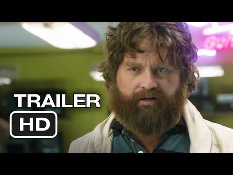 The Hangover Part III TRAILER 2 (2013) - Ed Helms Movie HD Video