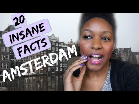 Amsterdam Travel Vlog   20 Insane Facts About Amsterdam