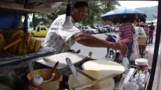 Phuket Thailand Roadside Food