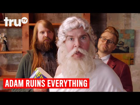 Adam Ruins Everything - Why the Internet is Good for Society (видео)