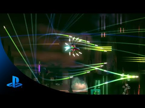 Resogun – Action trailer