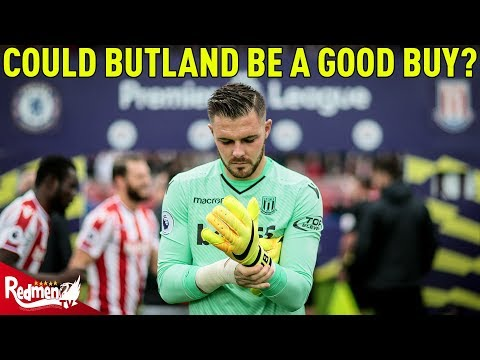 Could Jack Butland Be A Good Buy For Liverpool?