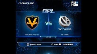 VGP vs Vici Gaming, DPL 2018, game 1 [Adekvat, Smile]