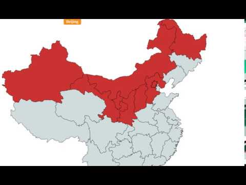 Chinese Regions for Kids/34 Chinese Regions