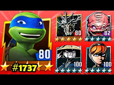 Teenage Mutant Ninja Turtles Legends - Part 1737