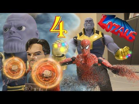 Spider-Man Action Series Episode 4