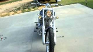 8. 2005 American Ironhorse Tejas