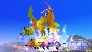I fought 7 Level 9 Pikachu with Team Attack OFF. I'm going to bed now.