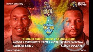 #CPL18 Match Highlights M1: Trinbago Knight Riders v St. Lucia Stars
