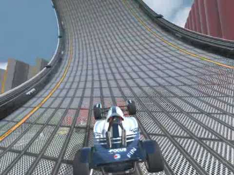 TrackMania Nations — Hellevator