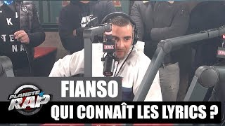 Download Lagu Sofiane - Qui connaît les lyrics ? avec Kaaris & Ninho #PlanèteRap Mp3