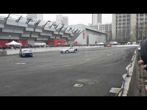 Drift BMW Motor Show Bolognia Italiy