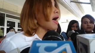 """Awilda Reyes: """"Me voy con la frente en alto"""""""