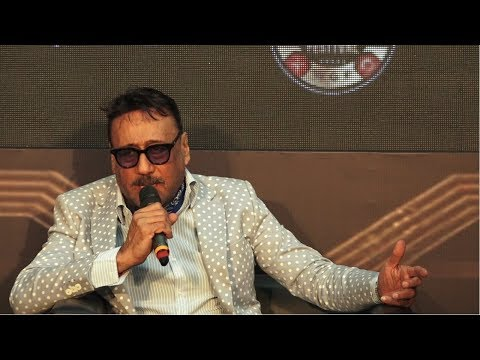 Jackie Shroff Talk's About His Game's In Wonder World At Launch Of Deltin World Gaming Festival