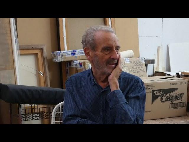 Entrevista con Vicente Rojo