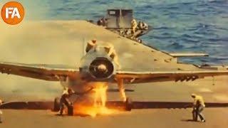 Video Vintage Aircraft Carrier Landings - Fails and Mishaps MP3, 3GP, MP4, WEBM, AVI, FLV September 2019