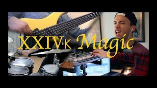 Bruno Mars - 24k Magic (Full Band Cover)