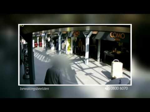Camerabeelden met overvallers van Oosterhoutse juwelier 't Goudhuisje