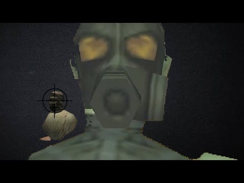 How to beat Psycho Mantis without changing controller port