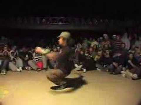 Финальный батл 2007 house dance