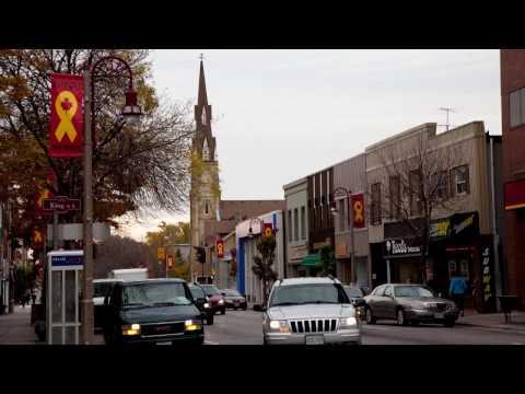 Прогулки по Торонто. Пригороды и города-сателлиты
