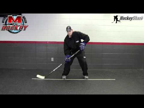 Off Ice Stickhandling Part 1 of 3