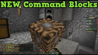 Minecraft 1.9 - NEW COMMAND BLOCKS? Combat Update News