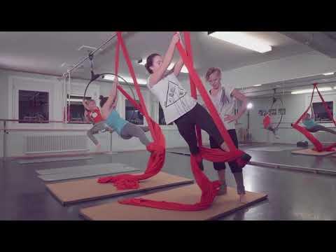 Luft- & Trapez-Akrobatik