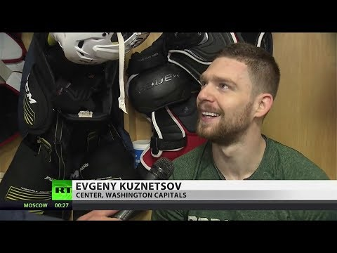 Caps interview: Kuznetsov on importance of Game Four