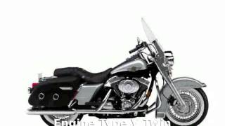 4. 2011 Harley-Davidson Road King Base - Features & Details